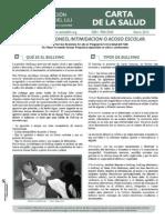 Carta de La Salud Enero Digital 2013