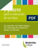 5 Pilares Para La Educacion de Tus Hijos (1)
