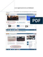 Tutorial Para Registrar La Netbook