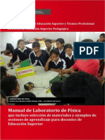Manual de Laboratorio de Fisica
