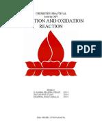 Chemistrhyreduksi Dan Oxidasi