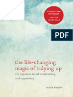 The Life-Changing Magic of Tidying Up by Marie Kondo - Excerpt