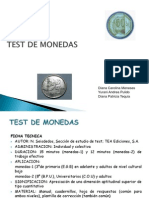 Test de Monedas (1)