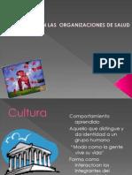 Cultura Organizacional 01 Julio