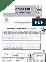 Descodificaciom Biologixa Original. Dbomd14