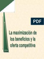 III Max de Beneficios