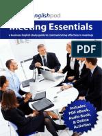 Meeting Essentials
