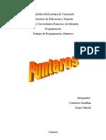 Republica Bolivariana de Venezuel Programacion Resumen