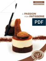 Petes Patisserie Brochure
