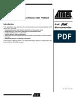 JTAG ICE Communication Protocol