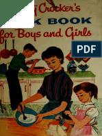 Betty Crocker Cookbook