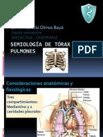 UNIDAD I. Semiología de Tórax y Pulmones(ALUMNOS)1