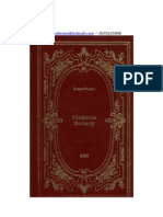 3729673 Gustave Flaubert Madame Bovary Br