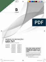 LG television manual