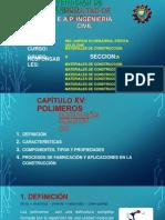 DIAPOSITIVA - POLIMEROS