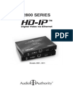 HD IP Manual