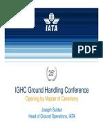 Presentacion Ground Handling