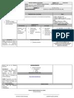 Planeación 1 a 6 Software Educativo
