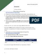 Distribución de aplicaciones Android