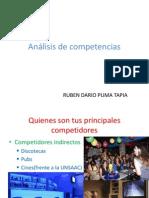 Analisis de Competencias