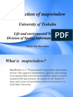 mapwindow presentation