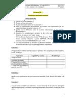 FICHE TD Informatique 1-2-3