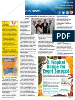 Business Events News for Wed 02 Jul 2014 - Qantas to Hamilton Is, Sunshine Coast, EIBTM, AIDS2014 and much more