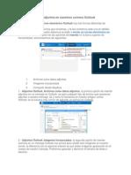 Adjuntar Archivos en Outlook.com