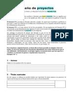 Formatos Para Presentación de Un Proyecto