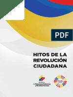 Hitos de La Revolucion Ciudadana Español