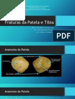 Ortopedia - Patela Tibia
