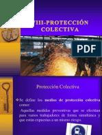 Protección Colectiva Para Soldaduras