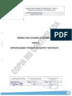 NormasparaSistemasdeDistribucionParteC