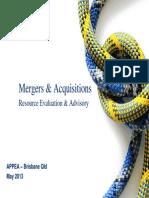 Deloitte APPEA REA M&a Intro