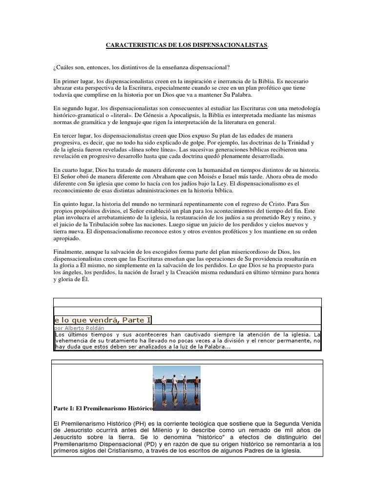Escuelas Escatológicas (Alberto Roldán-ApuntesPastorales)