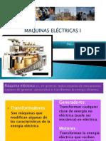 CLASE Nº1- Máquinas Eléctricas