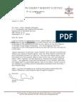 Maricopa County Sheriff's Office (Arizona) - 287(g) FOIA Documents