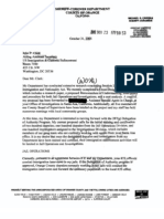 Orange County Sheriff's Office (California) - 287(g) FOIA Documents