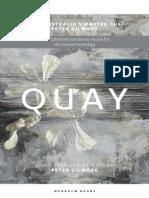 Quay Snow Egg Recipe Card