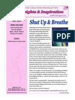 Divine Creators Newsletter - July 2014