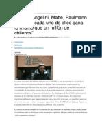 A Reforma Tributaria Mínima a Partir Del Informe de La Ocde