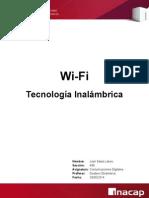Informe WiFi
