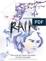 Rain by Amanda Sun - Chapter Sampler