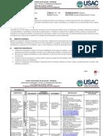Programa 2014 Curso Investigación