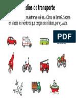 D.a. Medios de Transporte