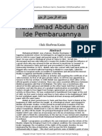 Muhammad Abduh by SK.word.doc