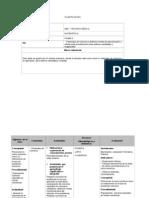 Planificación - Matemática4