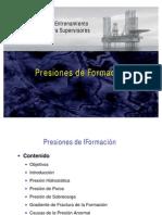 16 Presiones de FormaciÃ_n