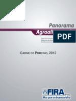 Carne de Porcino 2012