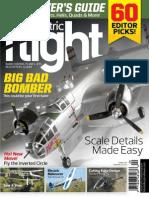 Electric Flight - January 2014